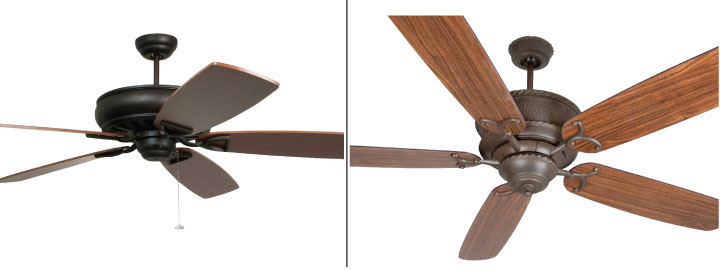 craftmade ceiling fans from turney lighting