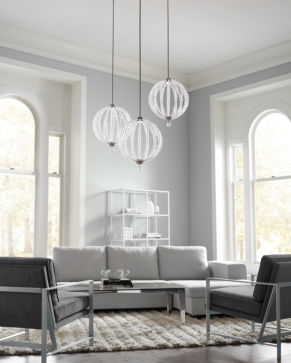 2016 lighting design trends turney lighting and electric for Pen y bryn living room