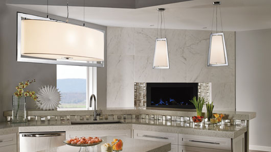Kitchen Lighting tips, can lights, led lights, recessed ...