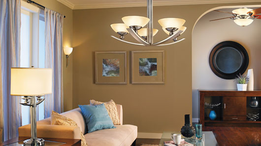 Living Room lighting tips, lamps | Turney Lighting and Electric