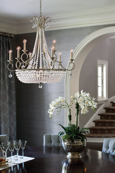 How To Size Your Chandelier Turney Lighting And Electric