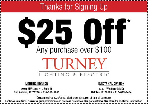 Coupon Turney Lighting And Electric